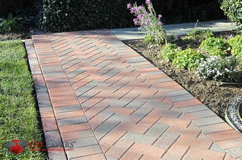 paver patio installation cost get the best patio pavers installation service go pavers