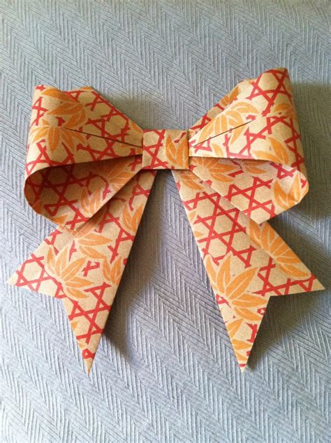 origami with ribbon 17 best images about bows on paper bows