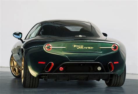 2013 alfa romeo disco volante touring specifications