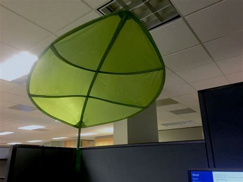 office desk light how to shield cubicle tent from lights overhead modern