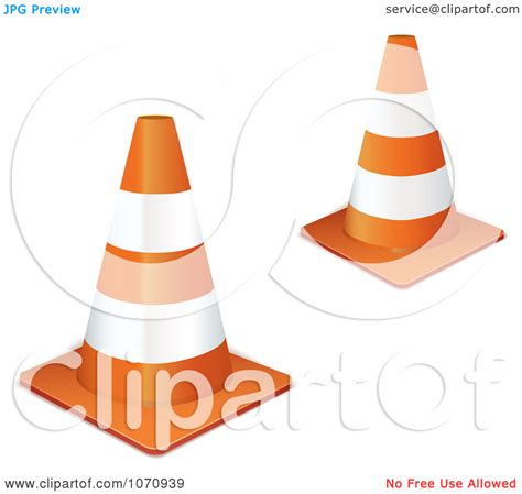 Cones Clip by Orange Construction Cones Clipart Clipart Kid