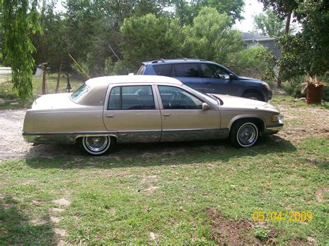 1996 Cadillac Fleetwood by 96fltwood 1996 Cadillac Fleetwood Specs Photos