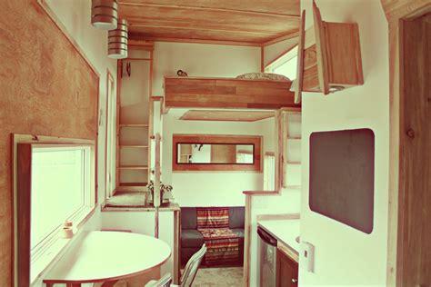 tiny homes interiors relaxshacks twelve quot damn fabulous quot tiny house cabin
