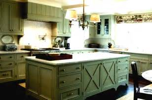 green kitchen ideas rustic green kitchen cabinets rberrylaw ideas for