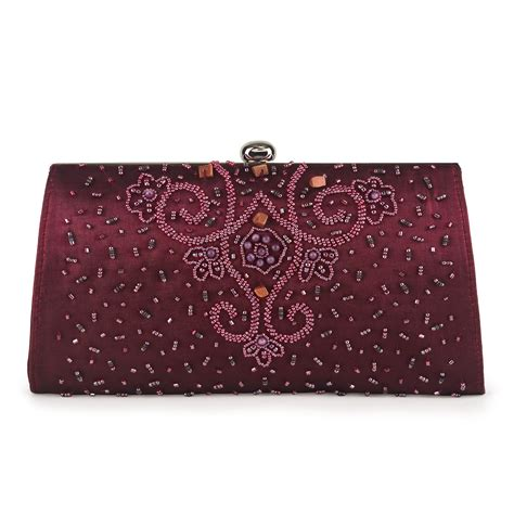 beaded clutch bag alami clutch bags farfalla satin beaded clutch bag