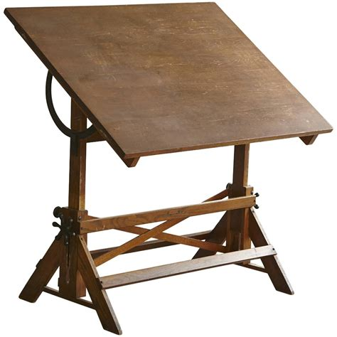drafting table antique antique oak drafting table antique industrial american