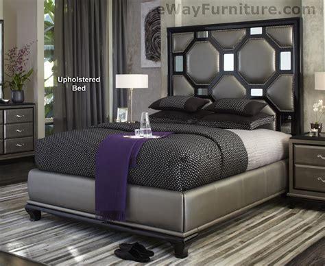 master bed set after eight black onyx upholstered king bed master bedroom