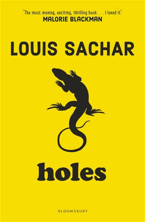 holes book pictures holes louis sachar bloomsbury childrens