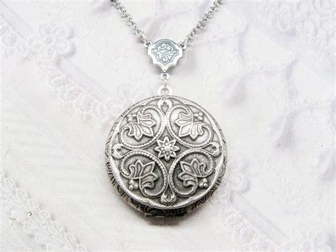 lockets for jewelry silver locket necklace silver locket wedding