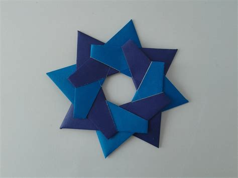 paper shuriken origami how to make an origami оригами звезда
