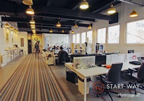 start way bureaux et espace de coworking montrouge proche 14 232 me