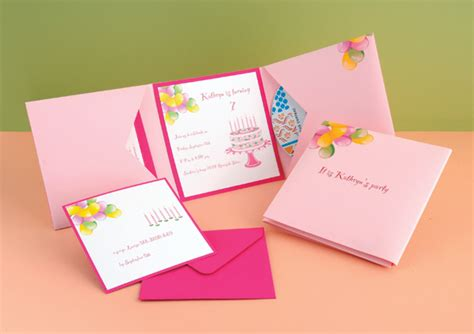 how to make birthday invitation cards at home handmade birthday invitation cards festival tech