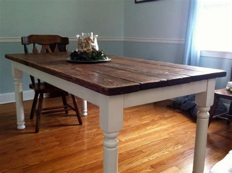 vintage dining room tables how to build a vintage style dining room table yourself