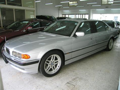 1999 Bmw 750il by Bmw 750il L7 V12 1999 Silver By Sniperbytes