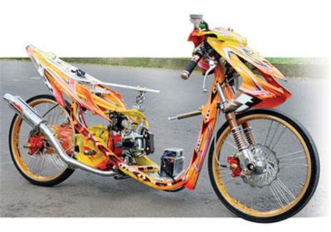 Modifikasi Mio Sporty Ban Kecil by Modifikasi Roda Motor Mio Motorcycle Motors