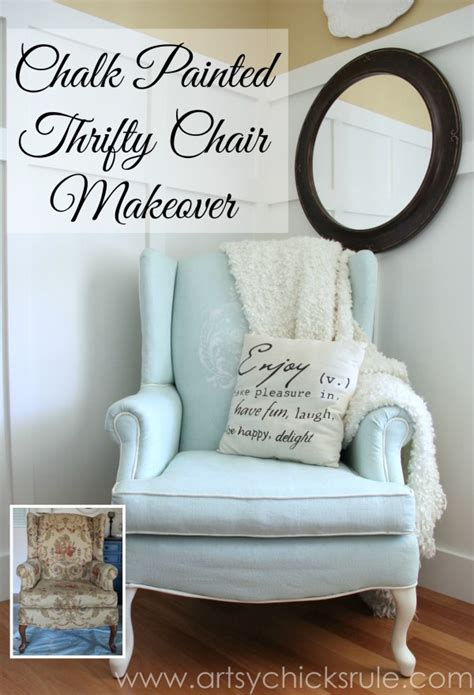 diy chalk paint on upholstery painted leather chair makeover with sloan chalk