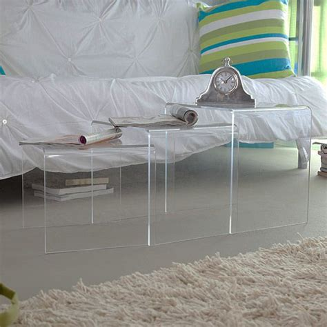 acrylic bedroom furniture modern design clear acrylic bedroom furniture table buy