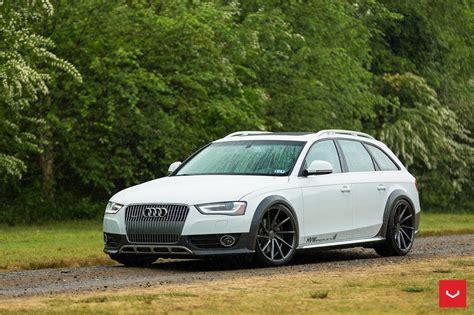 Audi Allroad Rims by Audi Allroad 20 Quot Gloss Graphite Cvt Vossen Wheels