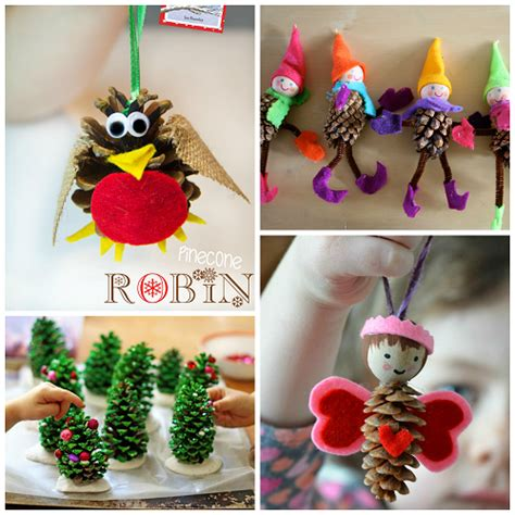 cone crafts pine cone crafts for to make crafty morning
