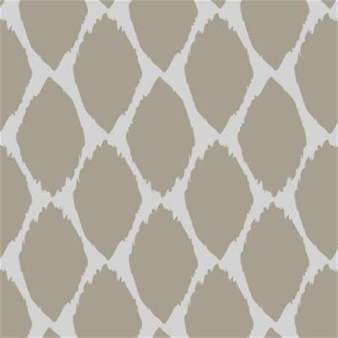 home depot paint stencils stencil ease acacia ikat wall and floor stencil 19 5 in