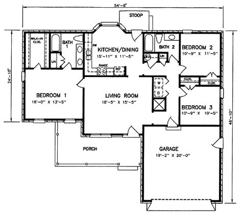 blueprints for homes house 8140 blueprint details floor plans