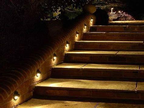 outdoor step lighting 25 benefits pf stair lights outdoor warisan lighting