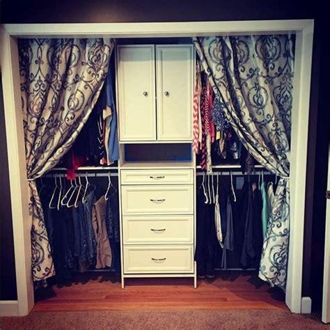 closet door curtains 25 best ideas about closet door curtains on