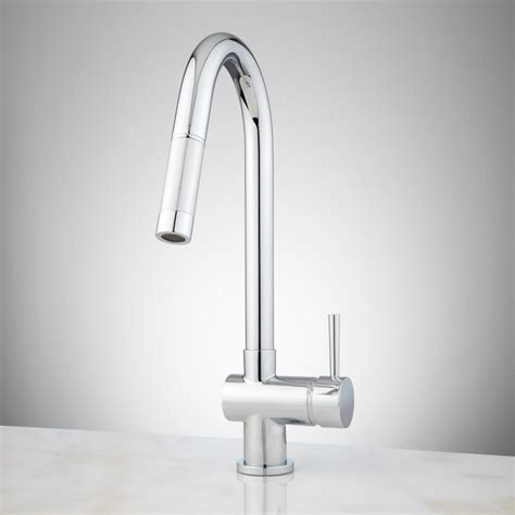 kitchen faucet one motes single pull kitchen faucet kitchen