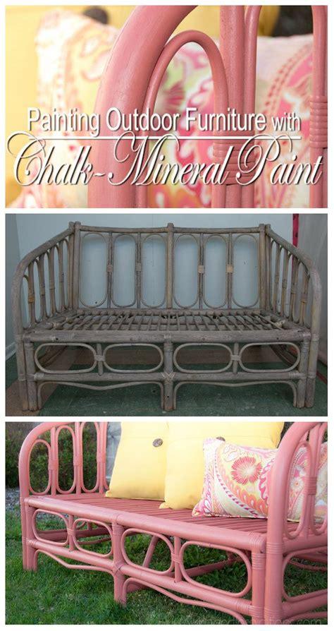 diy chalk paint outdoor furniture 10 best ideas about painted outdoor furniture on