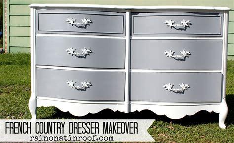 white chalk paint diy country dresser makeover diy chalk paint