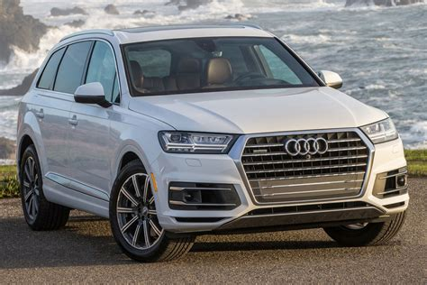 Audi Suv Q7 Price by 2017 Audi Q7 Suv Pricing For Sale Edmunds