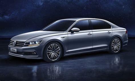 Is Volkswagen Luxury volkswagen phideon suits up for china bringing german