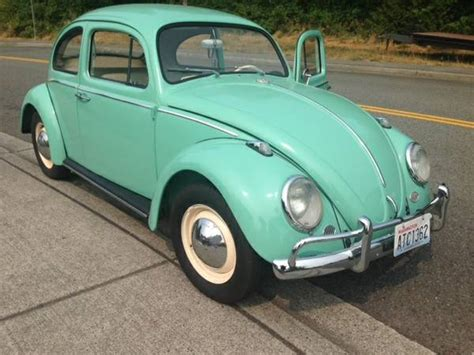 Used Volkswagen Bug For Sale by Used 1962 Vw Bug By Owner