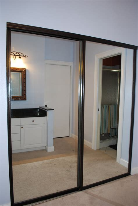 mirrored sliding closet doors for bedrooms mirrored closet doors menards a simple upgrade to any