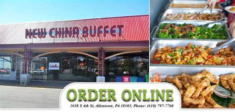 new china buffet new china buffet order allentown pa 18103