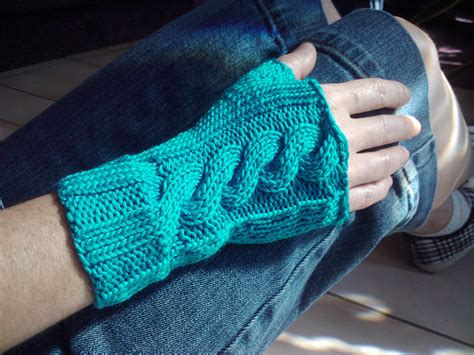 free knitting pattern for fingerless gloves on needles fingerless mitts free knitting pattern free knitting patterns