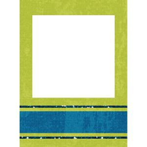 balkans frame 1 digital scrapbooking free download blue