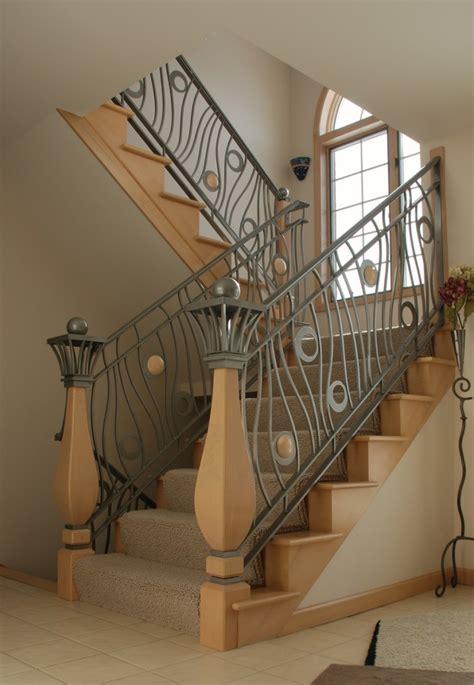 stairs design modern homes iron stairs railing designs