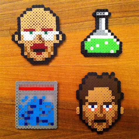 how to make perler bead geekmates diy perler thegeekmates