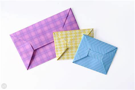 paper origami envelope origami money envelope i try diy