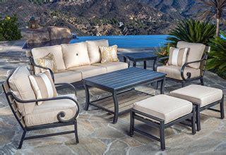 seating patio furniture sets patio furniture costco