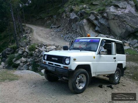 Daihatsu Rocky For Sale by Used Daihatsu Rocky 1995 Car For Sale In Peshawar
