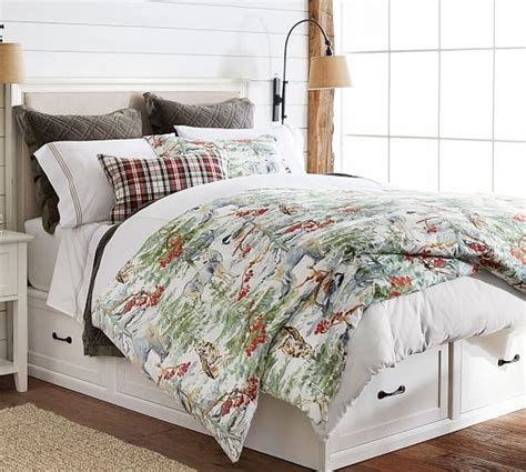bed platform with drawers stratton storage platform bed with drawers pottery barn