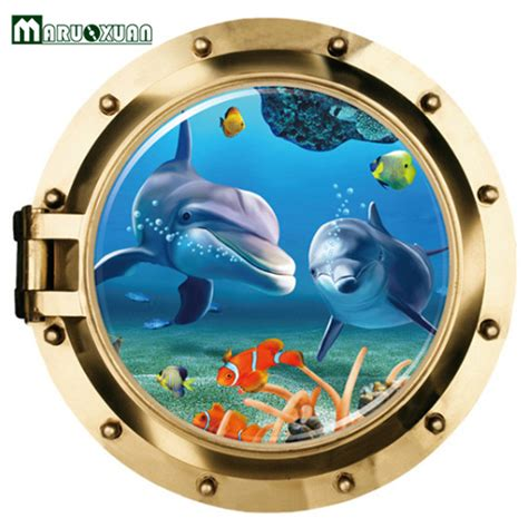 wall stickers wholesale buy wholesale dolphin wall sticker from china