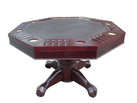 octagon bumper pool table octagon 54 quot 3 in 1 slate bumper pool table mahogany