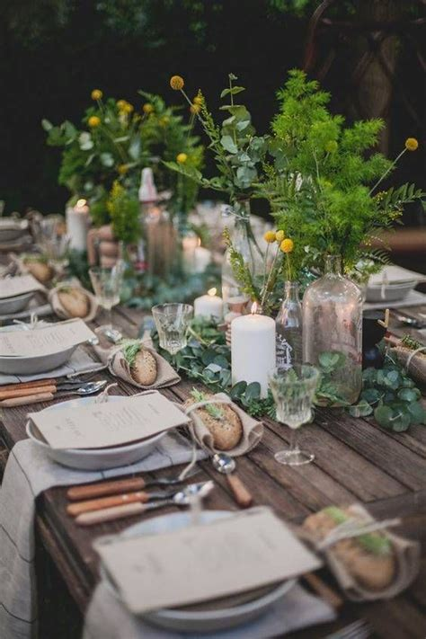 decoration ideas for table settings 1000 ideas about table settings on