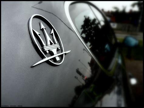 Car Wallpapers Hd Logo by World Of Cars Maserati Logo Wallpaper