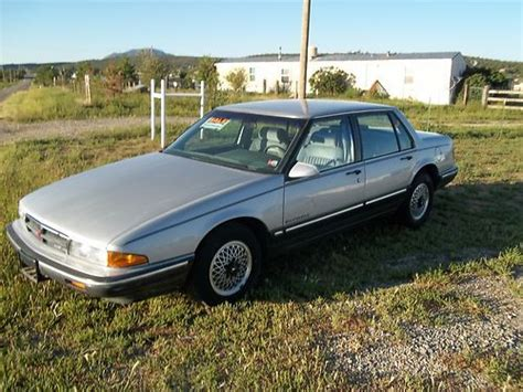 buy used 1989 pontiac bonneville le sedan 4 door 3 8l in edgewood new mexico united states
