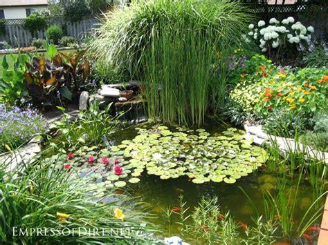 medium sized garden ideas 17 beautiful backyard pond ideas for all budgets