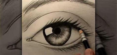 how to draw a eye pin draw realistic with easy step by drawing lessons